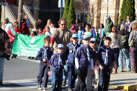 Carbon County Veterans Day Parade, Jim Thorpe, 11-8-2015 (222)