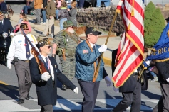 Carbon County Veterans Day Parade, Jim Thorpe, 11-8-2015 (23)