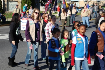 Carbon County Veterans Day Parade, Jim Thorpe, 11-8-2015 (231)