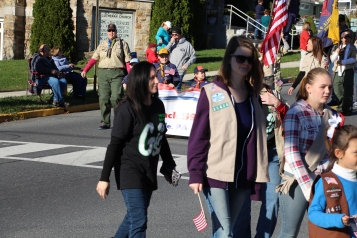 Carbon County Veterans Day Parade, Jim Thorpe, 11-8-2015 (232)