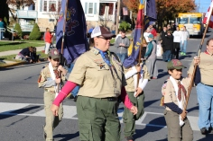Carbon County Veterans Day Parade, Jim Thorpe, 11-8-2015 (239)
