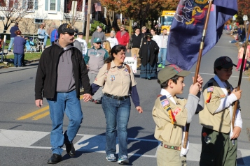 Carbon County Veterans Day Parade, Jim Thorpe, 11-8-2015 (243)