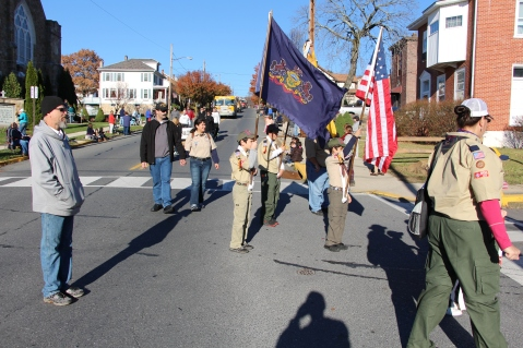 Carbon County Veterans Day Parade, Jim Thorpe, 11-8-2015 (244)