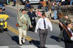 Carbon County Veterans Day Parade, Jim Thorpe, 11-8-2015 (25)
