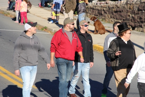 Carbon County Veterans Day Parade, Jim Thorpe, 11-8-2015 (251)