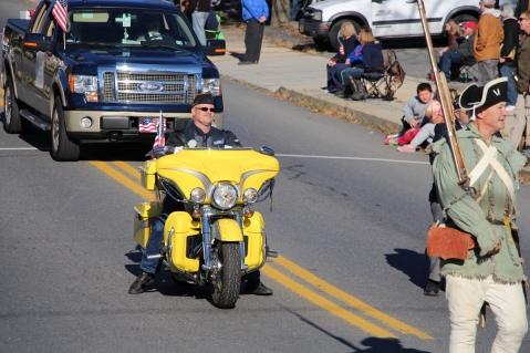 Carbon County Veterans Day Parade, Jim Thorpe, 11-8-2015 (27)