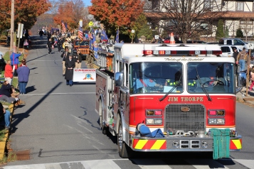Carbon County Veterans Day Parade, Jim Thorpe, 11-8-2015 (272)