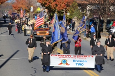 Carbon County Veterans Day Parade, Jim Thorpe, 11-8-2015 (275)