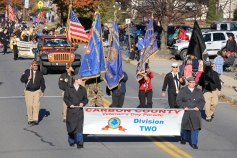Carbon County Veterans Day Parade, Jim Thorpe, 11-8-2015 (277)