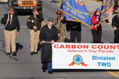 Carbon County Veterans Day Parade, Jim Thorpe, 11-8-2015 (279)