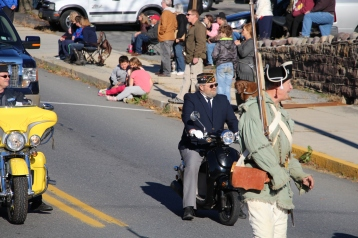 Carbon County Veterans Day Parade, Jim Thorpe, 11-8-2015 (28)
