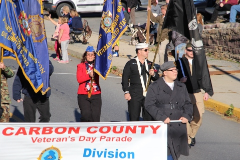Carbon County Veterans Day Parade, Jim Thorpe, 11-8-2015 (281)