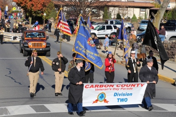 Carbon County Veterans Day Parade, Jim Thorpe, 11-8-2015 (282)
