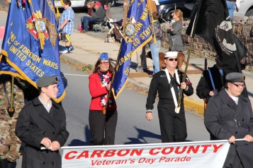 Carbon County Veterans Day Parade, Jim Thorpe, 11-8-2015 (283)