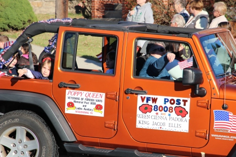 Carbon County Veterans Day Parade, Jim Thorpe, 11-8-2015 (295)