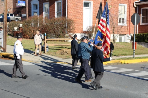 Carbon County Veterans Day Parade, Jim Thorpe, 11-8-2015 (30)