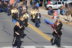 Carbon County Veterans Day Parade, Jim Thorpe, 11-8-2015 (301)