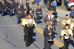 Carbon County Veterans Day Parade, Jim Thorpe, 11-8-2015 (310)