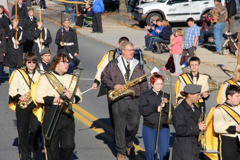Carbon County Veterans Day Parade, Jim Thorpe, 11-8-2015 (314)