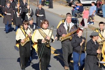 Carbon County Veterans Day Parade, Jim Thorpe, 11-8-2015 (315)