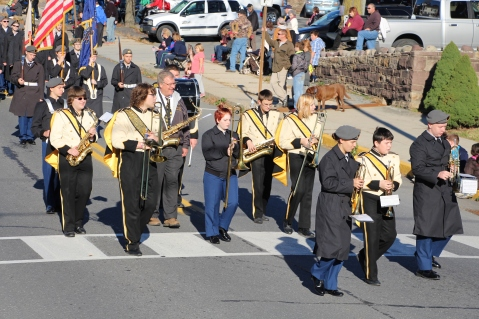 Carbon County Veterans Day Parade, Jim Thorpe, 11-8-2015 (317)
