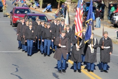 Carbon County Veterans Day Parade, Jim Thorpe, 11-8-2015 (321)