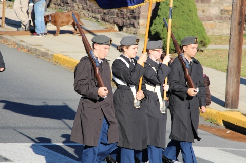 Carbon County Veterans Day Parade, Jim Thorpe, 11-8-2015 (325)