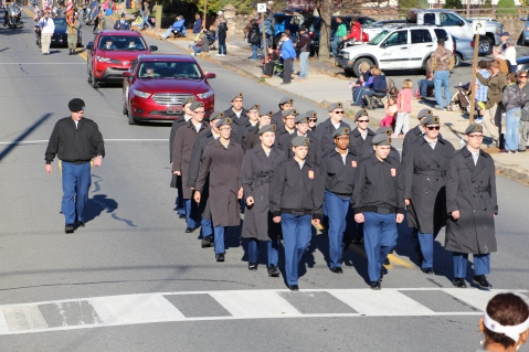 Carbon County Veterans Day Parade, Jim Thorpe, 11-8-2015 (328)
