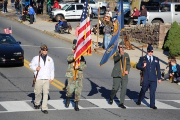 Carbon County Veterans Day Parade, Jim Thorpe, 11-8-2015 (349)