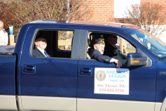 Carbon County Veterans Day Parade, Jim Thorpe, 11-8-2015 (35)