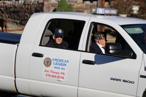 Carbon County Veterans Day Parade, Jim Thorpe, 11-8-2015 (38)