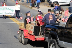 Carbon County Veterans Day Parade, Jim Thorpe, 11-8-2015 (384)