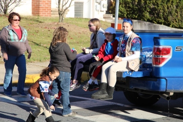 Carbon County Veterans Day Parade, Jim Thorpe, 11-8-2015 (404)