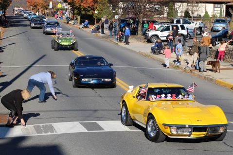 Carbon County Veterans Day Parade, Jim Thorpe, 11-8-2015 (405)