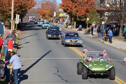 Carbon County Veterans Day Parade, Jim Thorpe, 11-8-2015 (413)