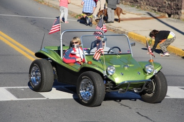 Carbon County Veterans Day Parade, Jim Thorpe, 11-8-2015 (414)