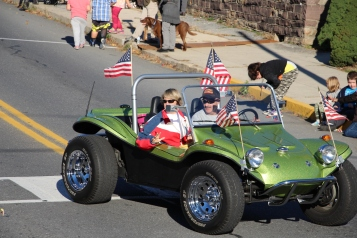 Carbon County Veterans Day Parade, Jim Thorpe, 11-8-2015 (415)