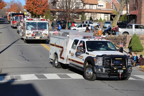 Carbon County Veterans Day Parade, Jim Thorpe, 11-8-2015 (446)