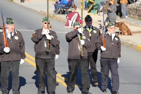 Carbon County Veterans Day Parade, Jim Thorpe, 11-8-2015 (479)