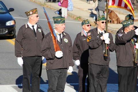 Carbon County Veterans Day Parade, Jim Thorpe, 11-8-2015 (482)