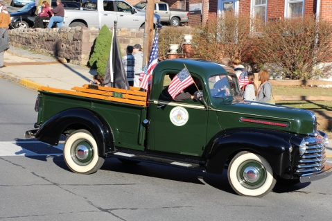 Carbon County Veterans Day Parade, Jim Thorpe, 11-8-2015 (493)