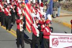 Carbon County Veterans Day Parade, Jim Thorpe, 11-8-2015 (505)