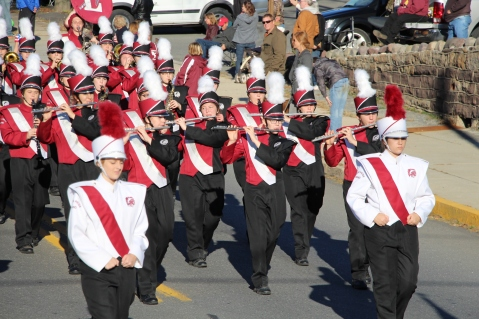 Carbon County Veterans Day Parade, Jim Thorpe, 11-8-2015 (509)