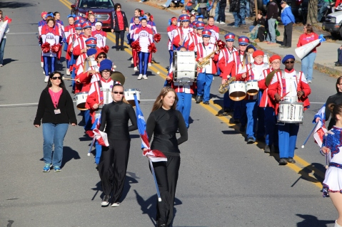 Carbon County Veterans Day Parade, Jim Thorpe, 11-8-2015 (52)