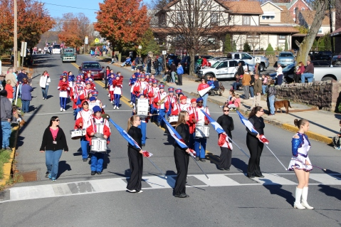 Carbon County Veterans Day Parade, Jim Thorpe, 11-8-2015 (60)