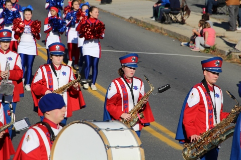 Carbon County Veterans Day Parade, Jim Thorpe, 11-8-2015 (74)