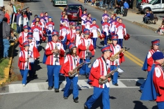 Carbon County Veterans Day Parade, Jim Thorpe, 11-8-2015 (75)