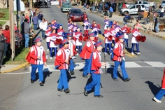 Carbon County Veterans Day Parade, Jim Thorpe, 11-8-2015 (81)