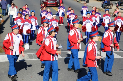 Carbon County Veterans Day Parade, Jim Thorpe, 11-8-2015 (82)