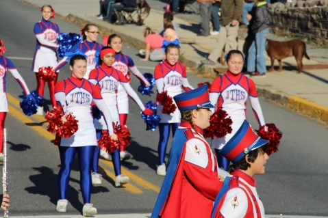 Carbon County Veterans Day Parade, Jim Thorpe, 11-8-2015 (85)